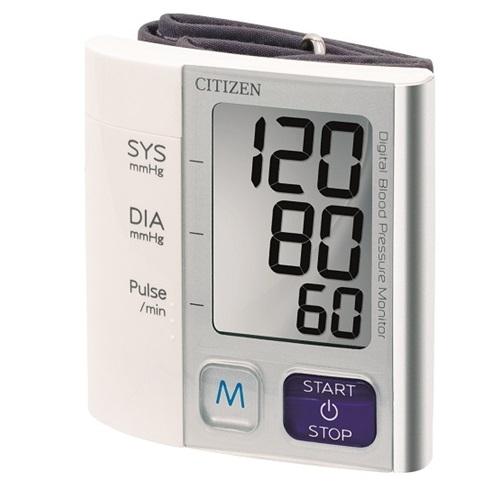 Citizen Premium Line csuklós vérnyomásmérő - 21 800 Ft..